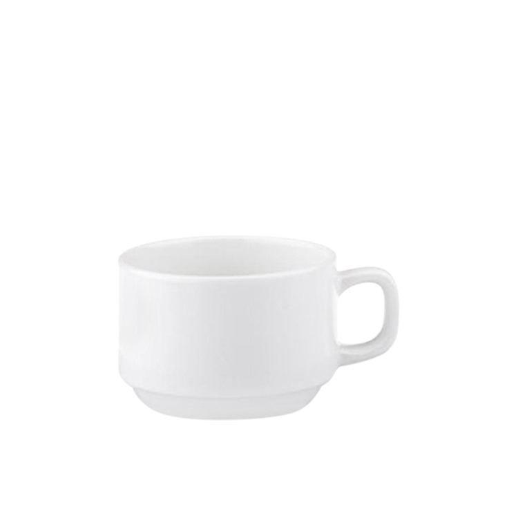 Royal Porcelain Chelsea Stackable Coffee Cup 200ml
