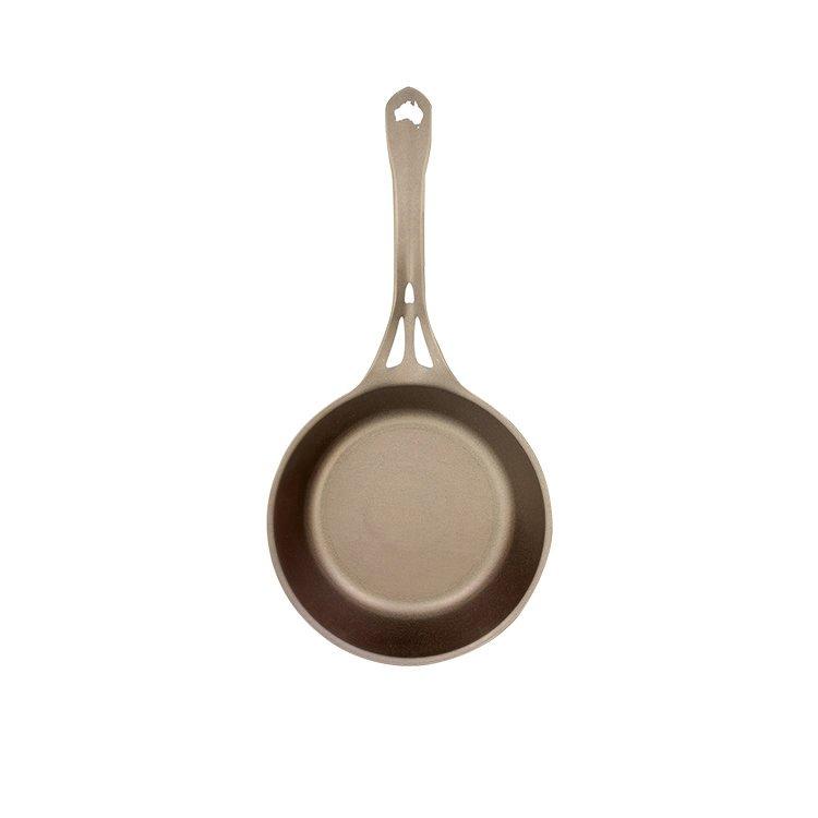 SOLIDTEKNICS AUS-ION Satin Iron Sauteuse 22cm