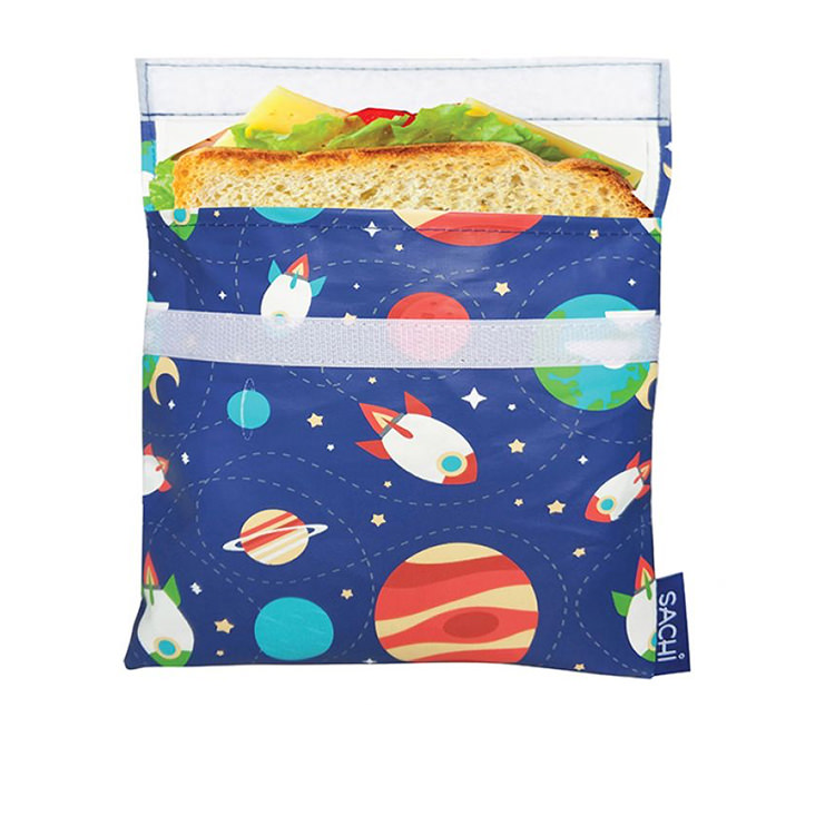Sachi Lunch Pockets Set 2pc Outer Space