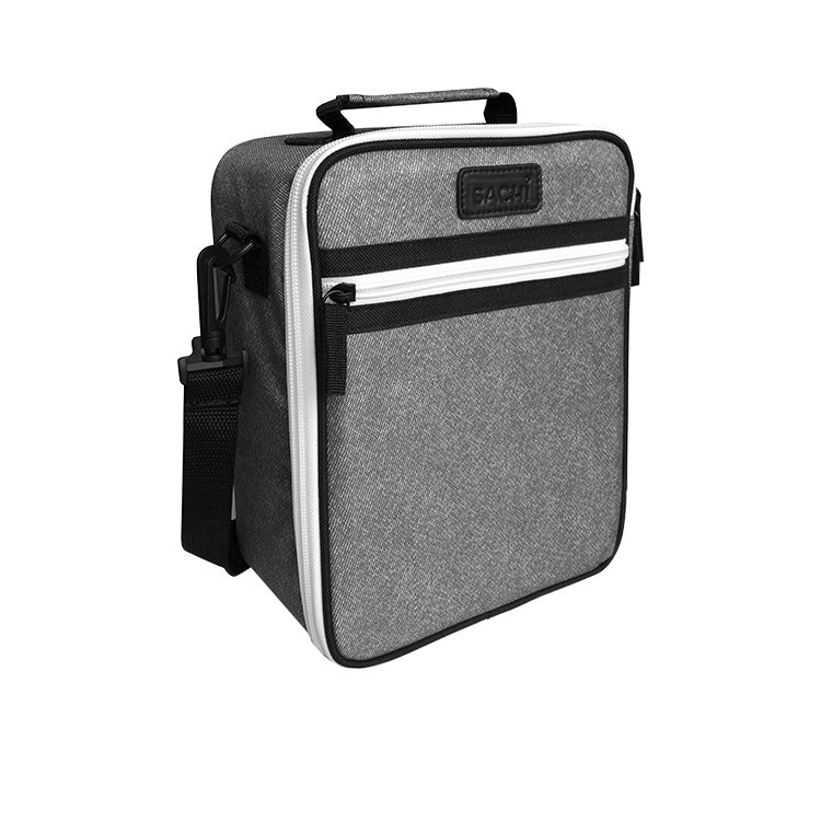 Sachi Style 225 Insulated Lunch Bag Charcoal