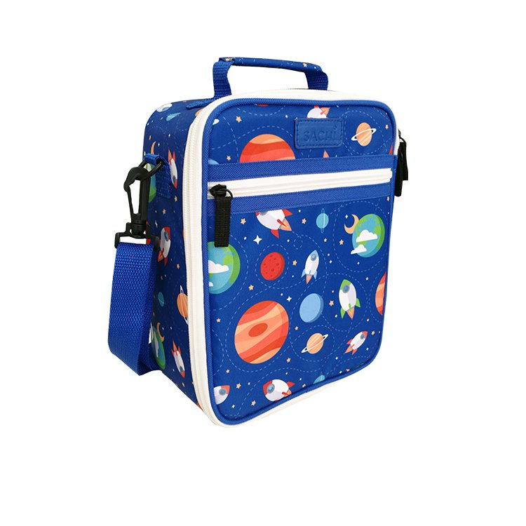 Sachi Style 225 Insulated Junior Lunch Tote Outer Space