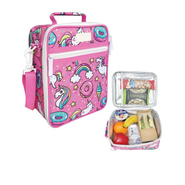 Sachi Style 225 Insulated Lunch Bag Unicorns