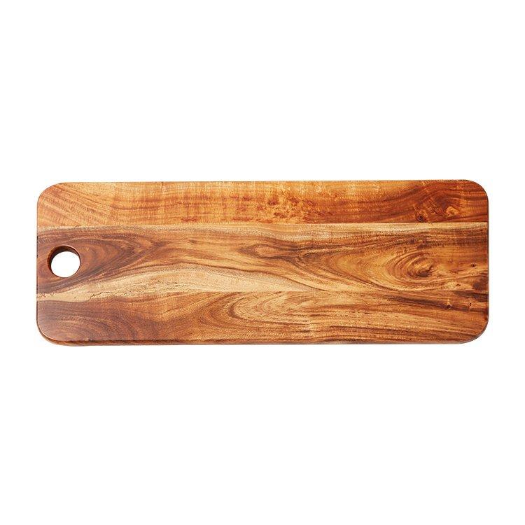 Salisbury & Co Albert Rectangular Acacia Serving Board 76x28x2cm