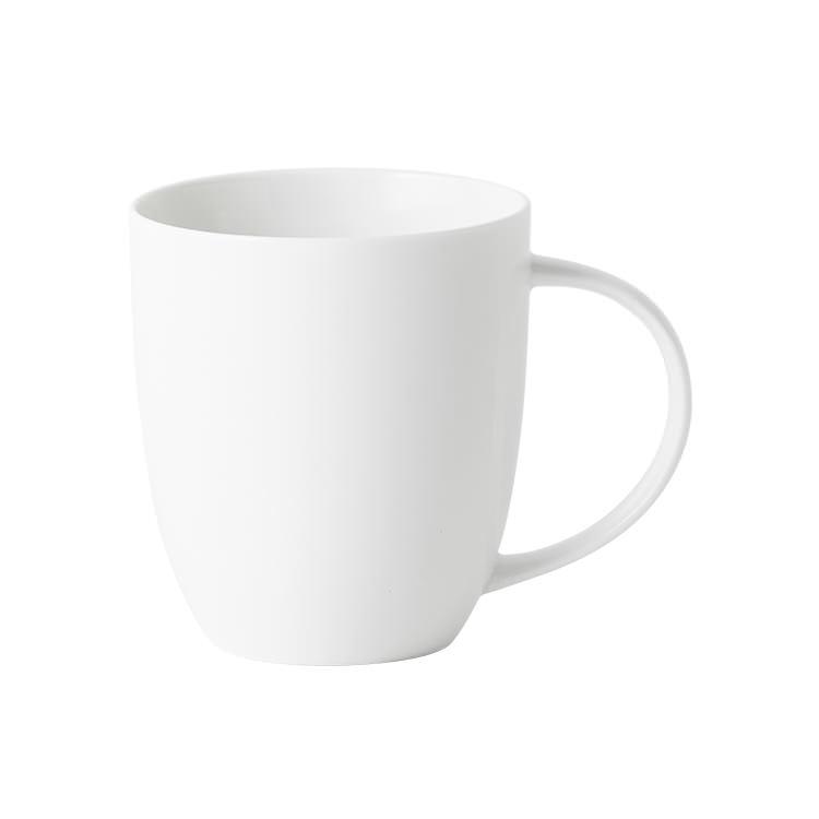 Salisbury & Co Classic 4pc Coupe Mug Set 420ml White image #2