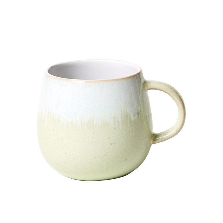 Salisbury & Co Gradient Mug 430ml Green