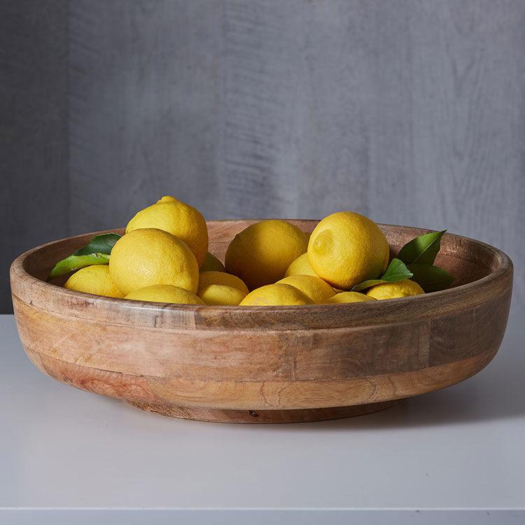 Salisbury & Co Grove Fruit Bowl Large 42.5x11.5cm image #3