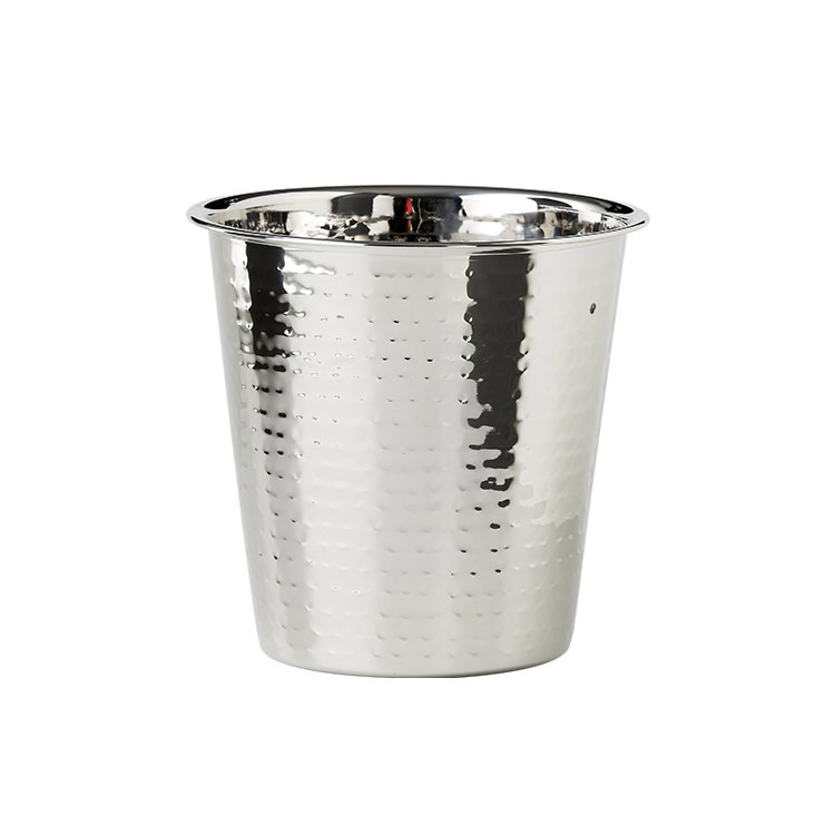 Salisbury & Co Hemingway Hammered Wine Bucket 20.5x20.5cm