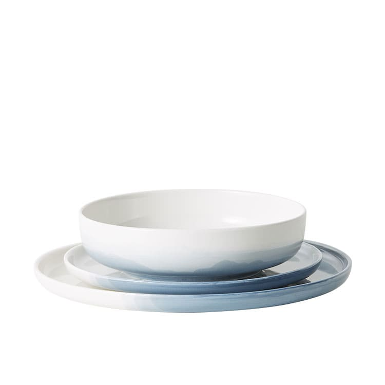 Salisbury & Co Mist Dinner Set 12pc