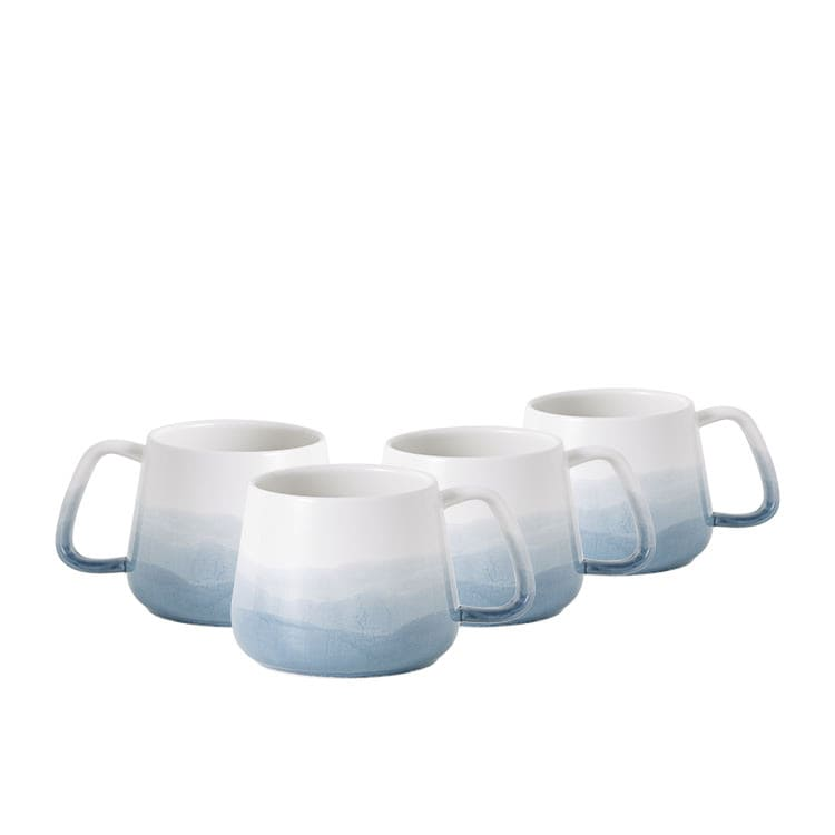 Salisbury & Co Mist Mug 380ml Set of 4