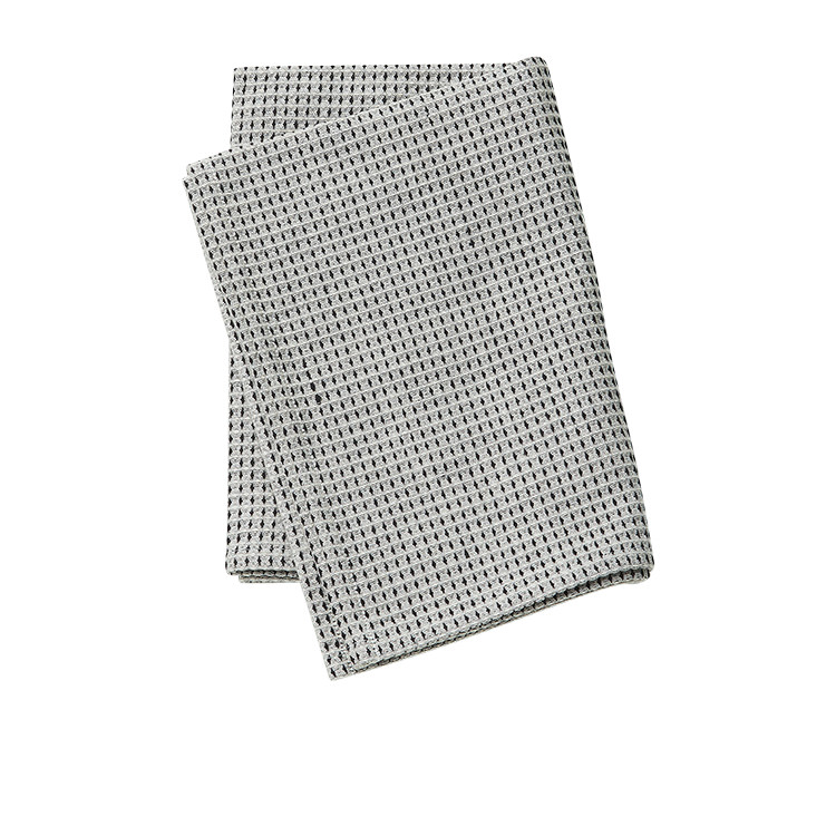 Salisbury & Co Manchester Tea Towel Black