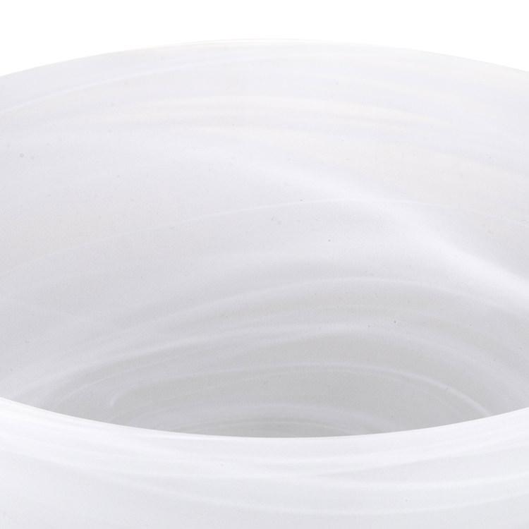 Anya Patara Shallow Bowl 28cm Matte White