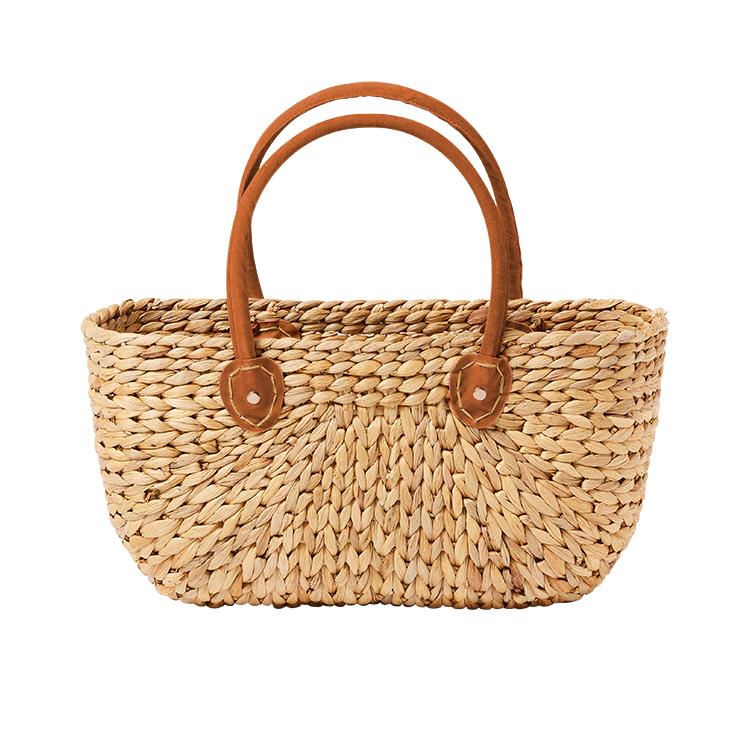 économiser dbeda 74f02 Salisbury & Co Province Carry Basket w/ Suede Handles Medium