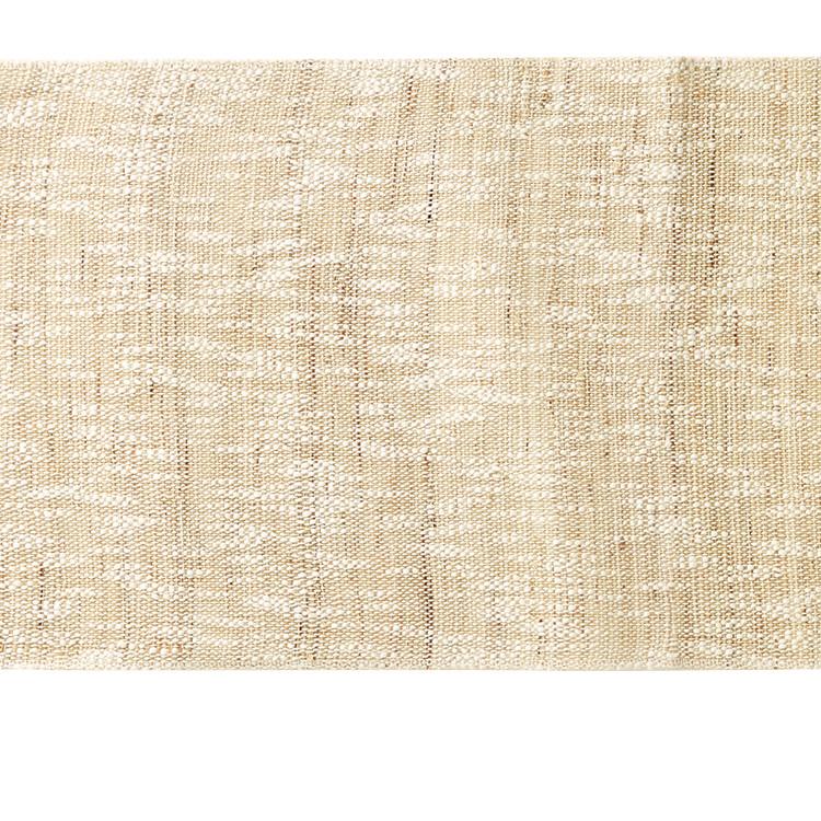 Salisbury & Co Roma Linen Runner 35x120cm Natural Bleach