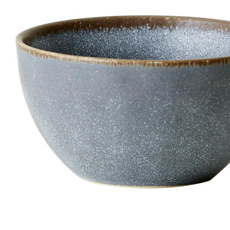 Salisbury & Co Siena Bowl 11cm Charcoal
