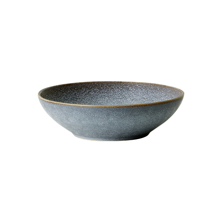 Salisbury & Co Siena Bowl 19cm Charcoal