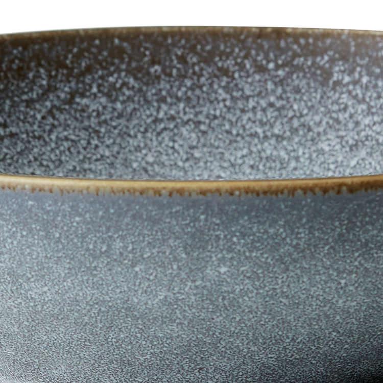 Salisbury & Co Siena Bowl 19cm Charcoal