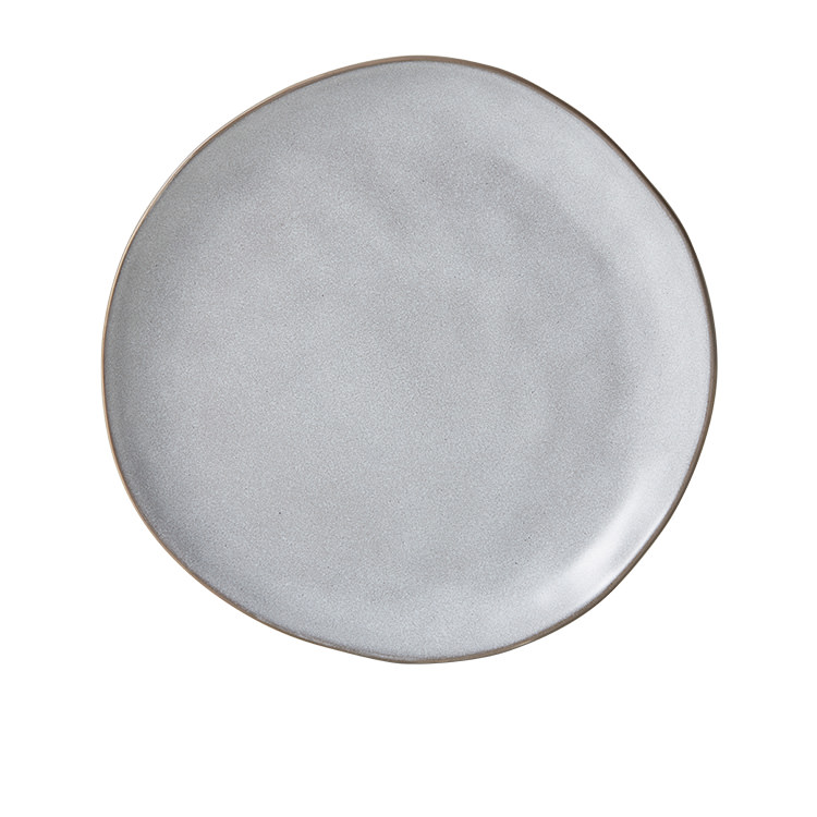 Salisbury & Co Siena Dinner Plate 27.5cm Light Grey