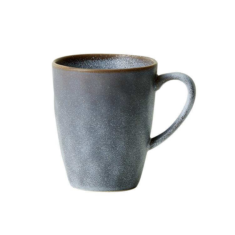 Salisbury & Co Siena Mug 430ml Charcoal