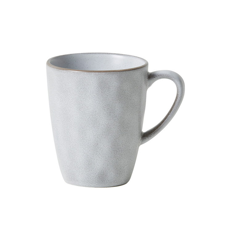 Salisbury & Co Siena Mug 430ml Light Grey