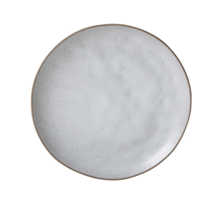 Salisbury & Co Siena Salad Plate 20.5cm Light Grey