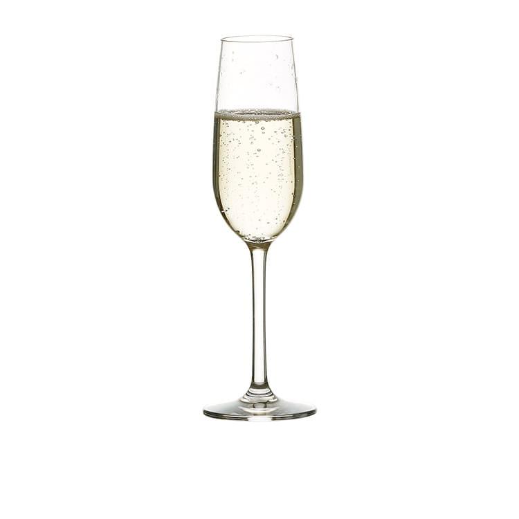 Salisbury & Co Unbreakable Champagne Flute 200ml Set of 4