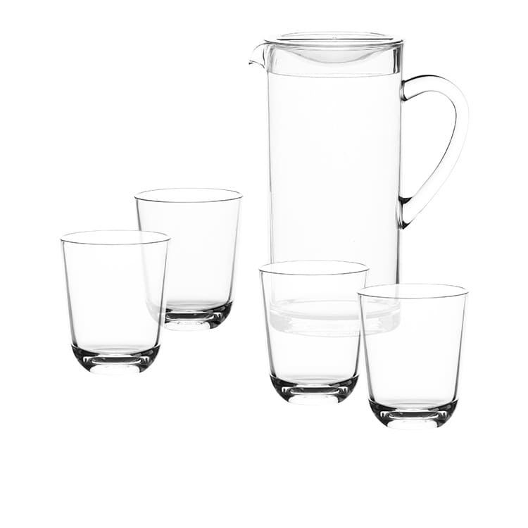 Salisbury & Co Unbreakable Pitcher & Tumbler 5pc
