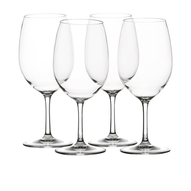 Salisbury & Co Unbreakable 4pc Red Wine Glass Set 630ml