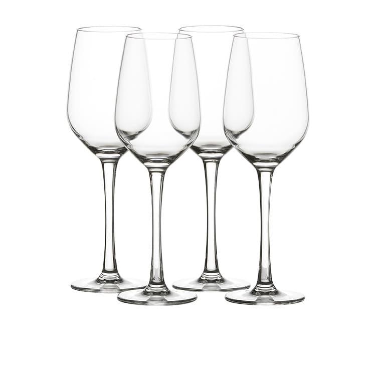 Salisbury & Co Unbreakable White Wine Glass 384ml Set of 4