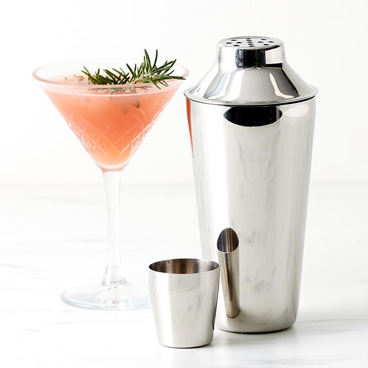 Salisbury & Co Oxford Cocktail Shaker 750ml 3pc