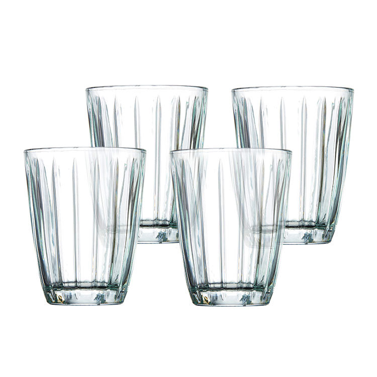 Salt & Pepper Celine Tumbler 220ml Set of 4 Mint