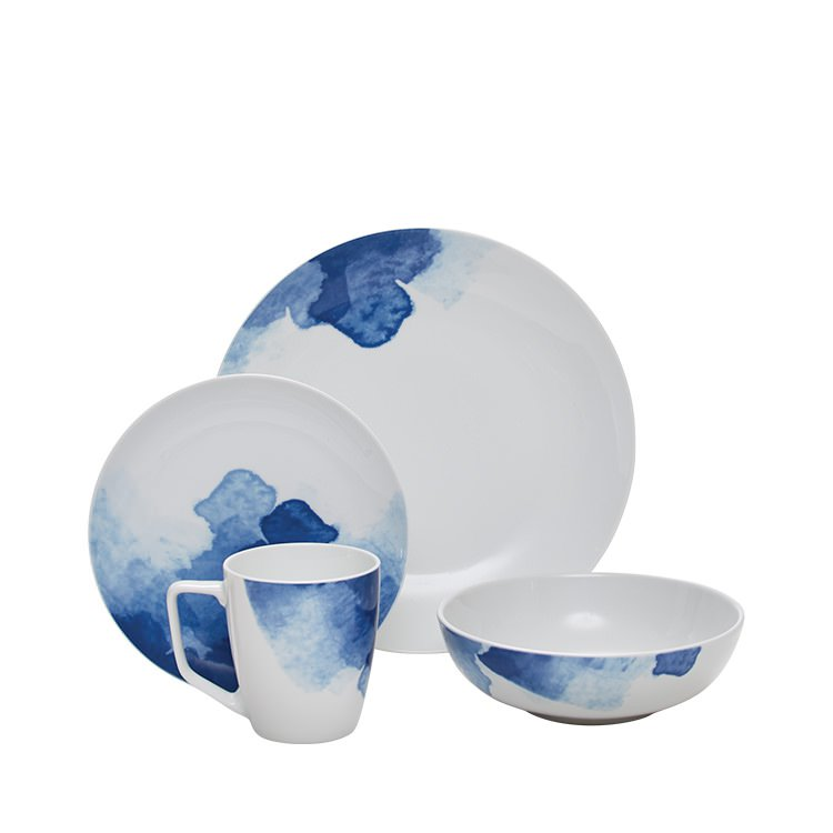Salt & Pepper Culmulus 16pc Dinner Set