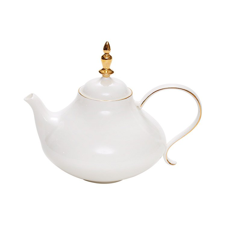 Salt & Pepper Eclectic Teapot 1.1L