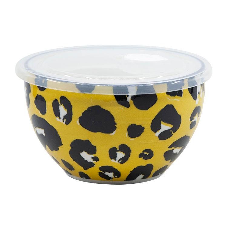 Salt & Pepper Lunch2Go Bowl w/ Lid 15cm Yellow