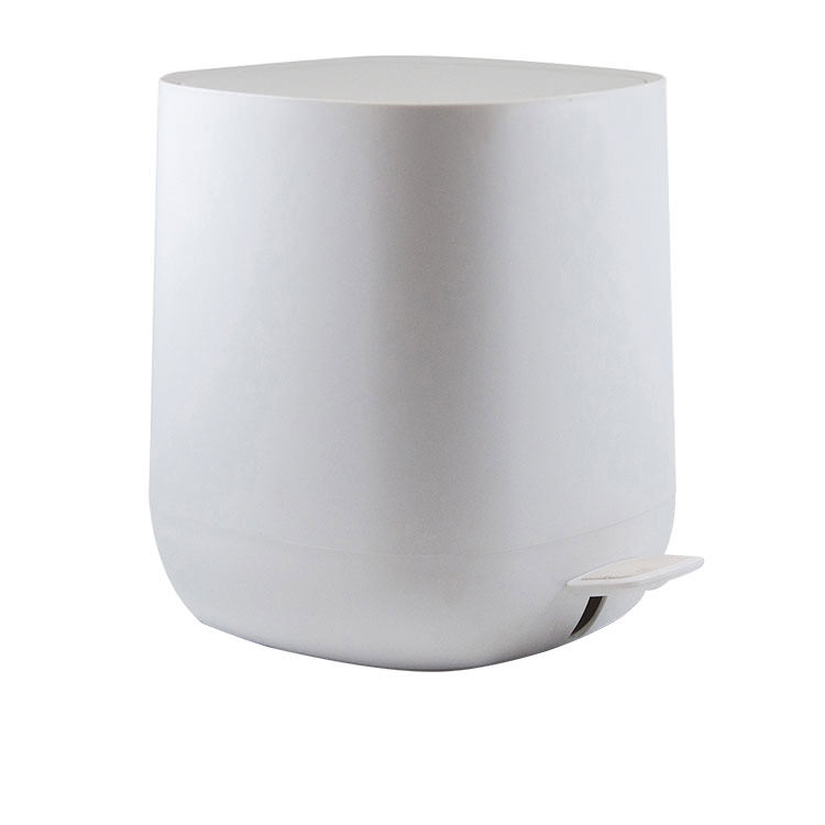 Salt & Pepper Suds Manhattan Bin 5L White