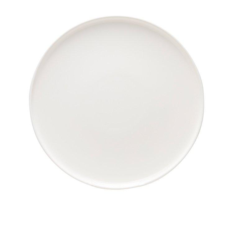 Salt & Pepper Raww Plate 27cm White