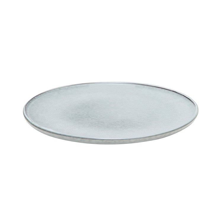 Salt & Pepper Relic Plate 20cm