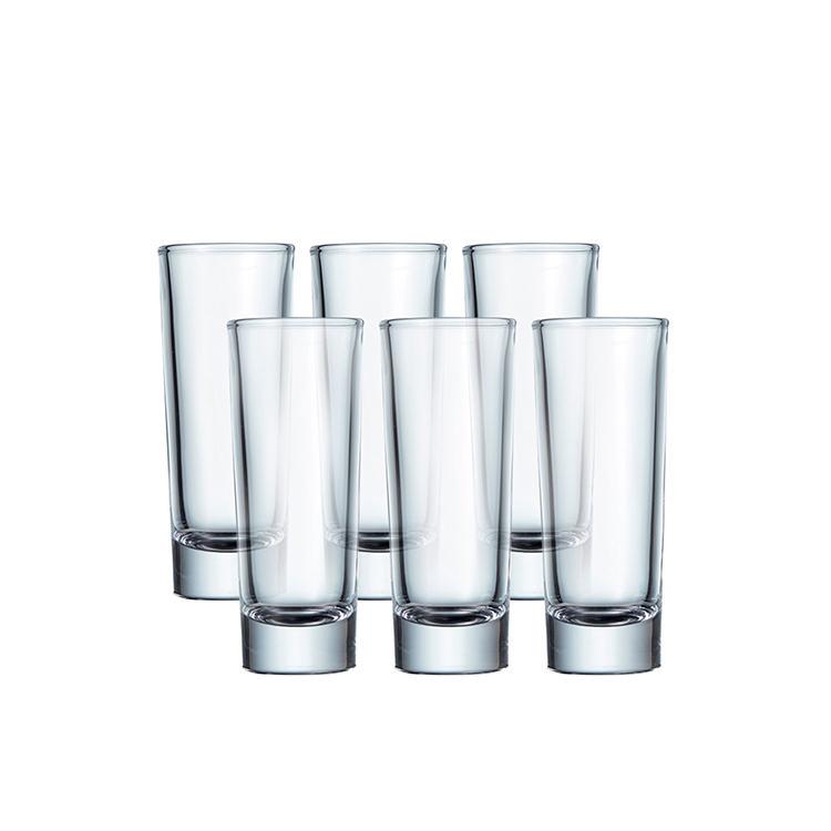 Salt & Pepper Salut 6pc Shot Glass Set 60ml
