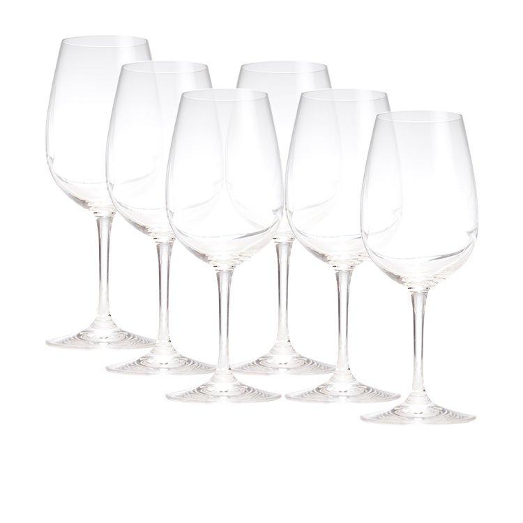 Salt & Pepper Salut 6pc White Wine Glass Set 410ml