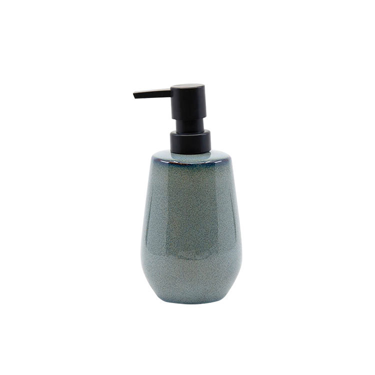 Salt & Pepper Suds Helsinki Soap Dispenser Blue