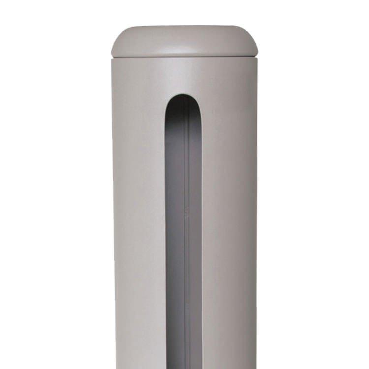 Salt & Pepper Suds Metal Toilet Paper Roll Holder 47x15cm Latte