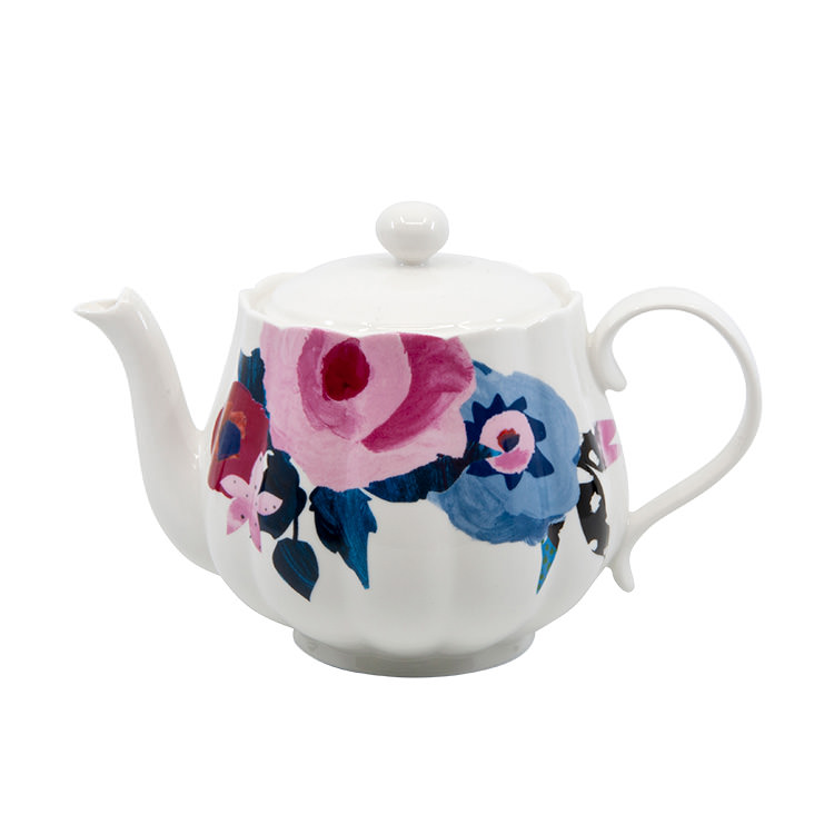 Salt & Pepper Willow Teapot 800ml