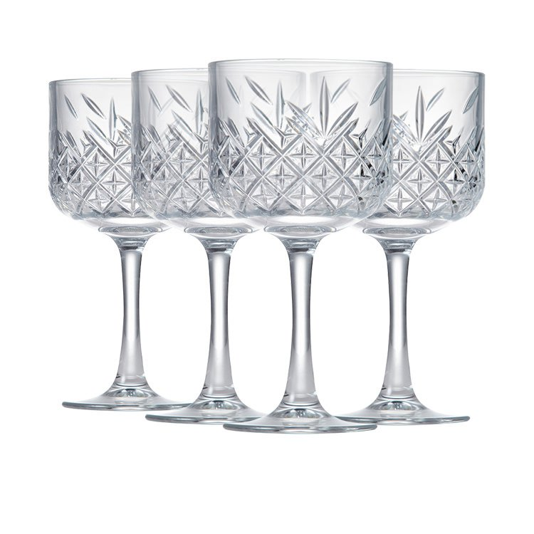 Salt & Pepper Winston Cocktail Glass 550ml Set of 4