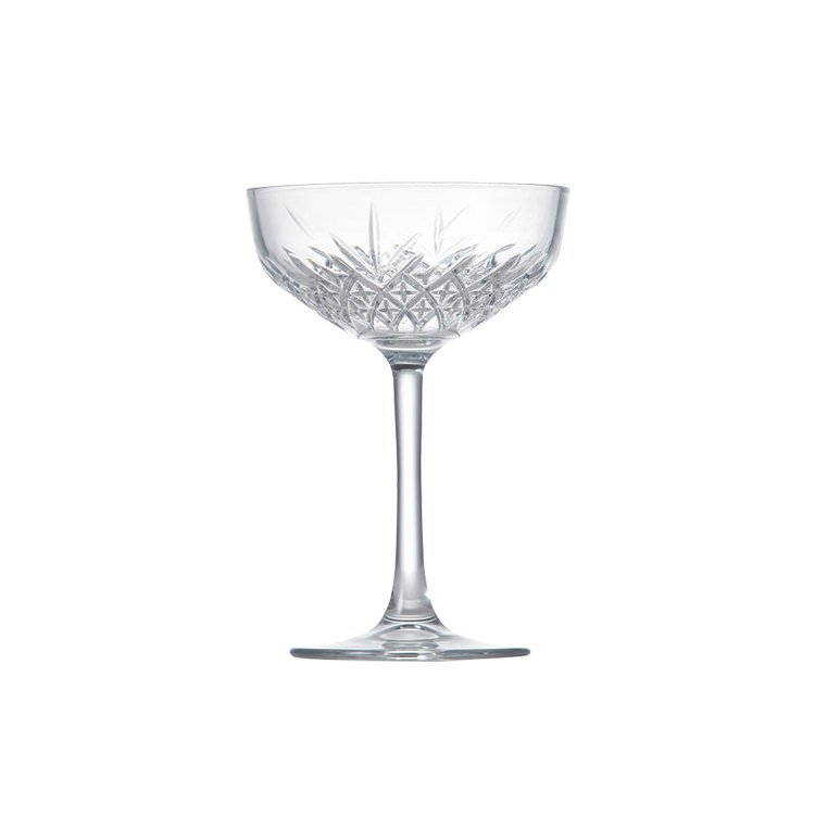Salt & Pepper Winston Coupe Glass 270ml Set of 4