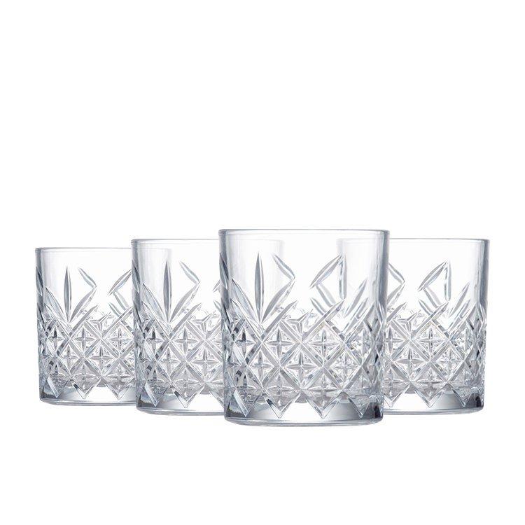 Salt & Pepper Winston DOF Glass 355ml Set of 4