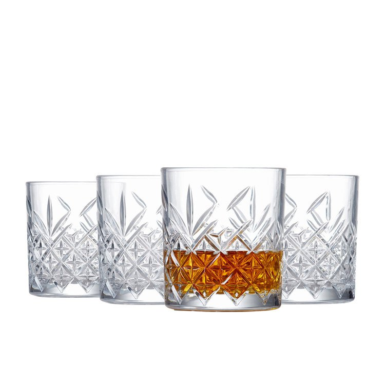 Salt & Pepper Winston DOF Glass 355ml Set of 4
