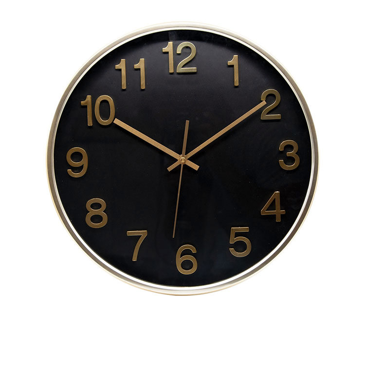 Salt & Pepper Zone Rene Clock 38cm