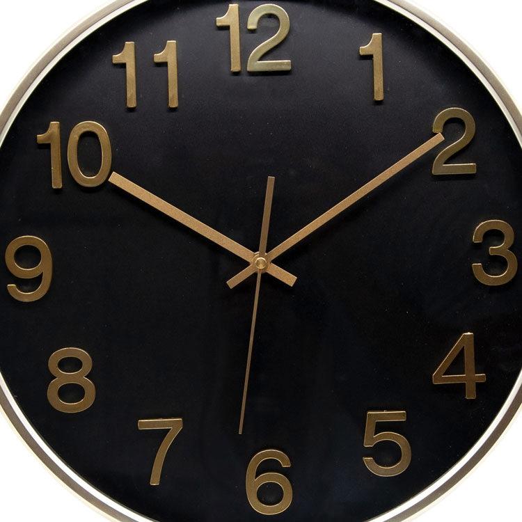 Salt & Pepper Zone Rene Clock 38cm