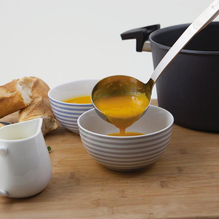 Savannah Classic Stainless Steel Soup Ladle