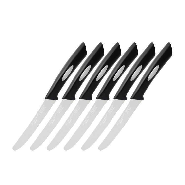Scanpan Classic 6pc Steak Knife Set