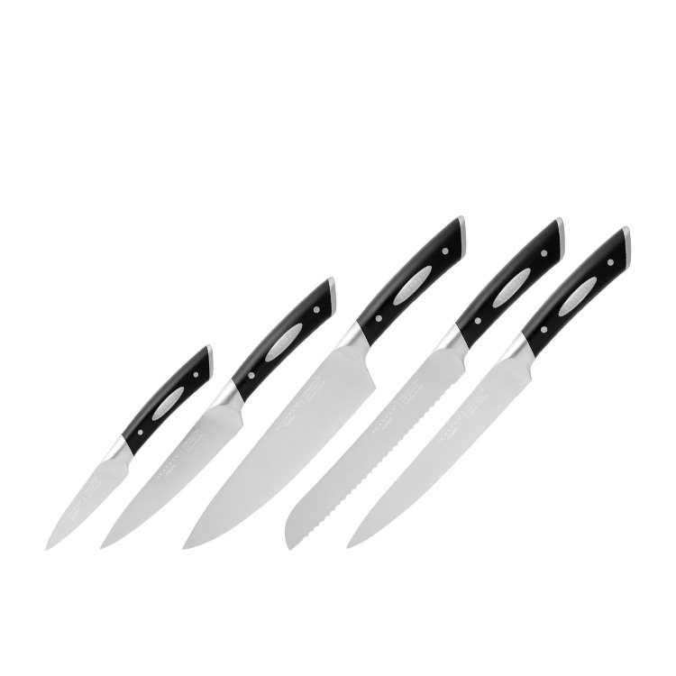 Scanpan Classic 6pc Knife Block Set image #2